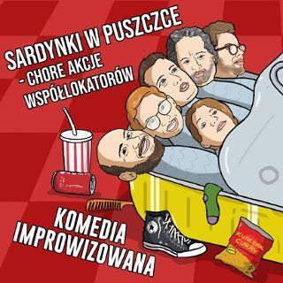 Teatr Improwizacji Jesiotr: Sardynki w puszce – komedia improwizowana