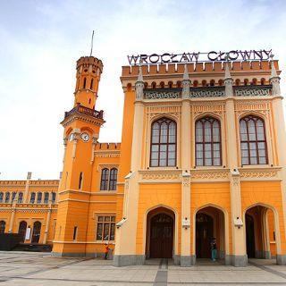 Dworzec Główny PKP Wrocław