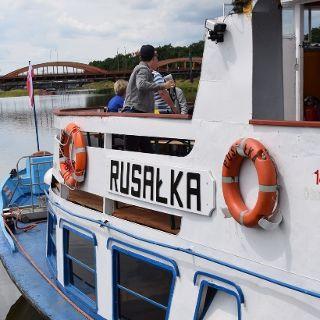 Schifffahrten auf der Oder