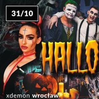 Halloween X-Demon