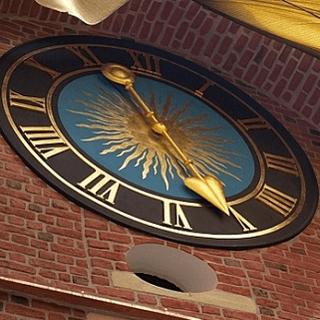 Zegar Kluskowy