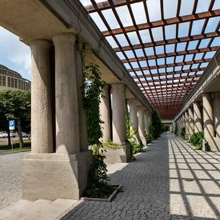 Pergola we Wrocławiu
